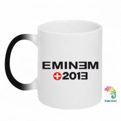 Кружка-хамелеон Eminem 2013 - FatLine