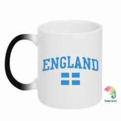 Кружка-хамелеон England - FatLine