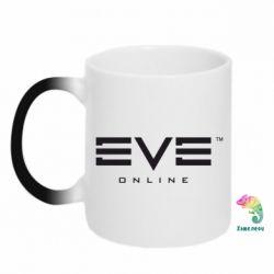 Кружка-хамелеон EVE Online - FatLine