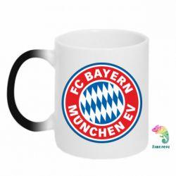 Кружка-хамелеон FC Bayern Munchen - FatLine