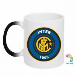 Кружка-хамелеон FC Inter - FatLine
