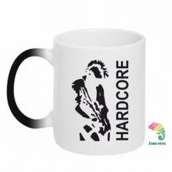 Кружка-хамелеон Harcore - FatLine