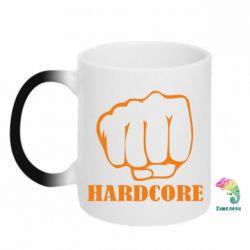 Кружка-хамелеон hardcore - FatLine