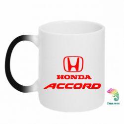 Кружка-хамелеон Honda Accord - FatLine