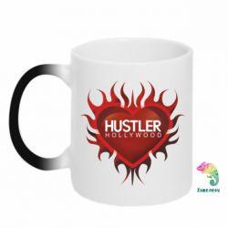 Кружка-хамелеон Hustler Hollywood - FatLine