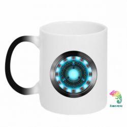Кружка-хамелеон Iron Man Device - FatLine