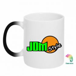Кружка-хамелеон JDM Style - FatLine