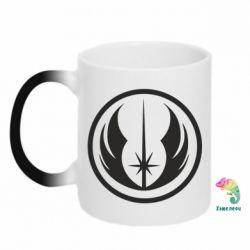 Кружка-хамелеон Jedi Order - FatLine
