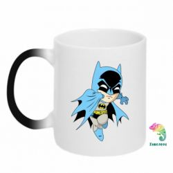 Кружка-хамелеон Little Batman