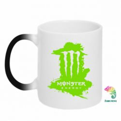 Кружка-хамелеон Monster Energy xTrime