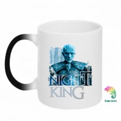 Кружка-хамелеон NIGHT KING