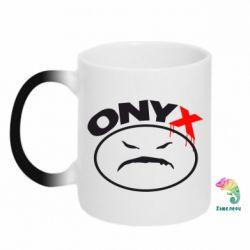 Кружка-хамелеон Onyx - FatLine