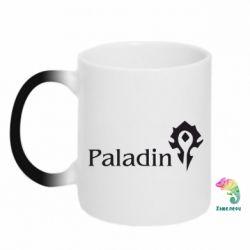 Кружка-хамелеон Paladin - FatLine