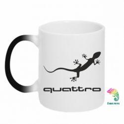 Кружка-хамелеон Quattro - FatLine