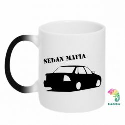 Кружка-хамелеон Sedan Mafia - FatLine