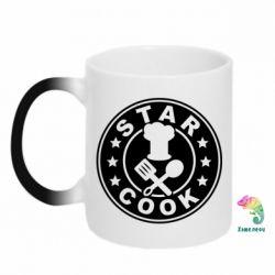 Кружка-хамелеон Star Cook - FatLine