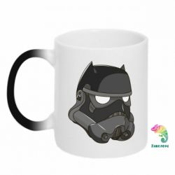 Кружка-хамелеон Stormtrooper Batman