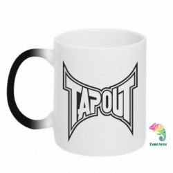Кружка-хамелеон Tapout