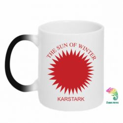Кружка-хамелеон The Sun Of Winter - FatLine
