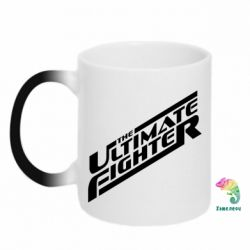 Кружка-хамелеон The Ultimate Fighter 2