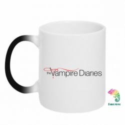 Кружка-хамелеон The Vampire Diaries Small - FatLine