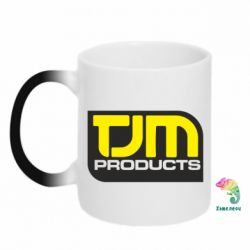 Кружка-хамелеон TJM Products - FatLine
