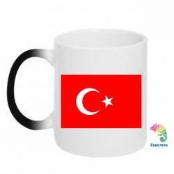 Кружка-хамелеон Турция - FatLine