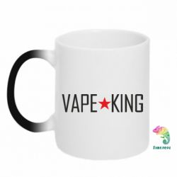 Кружка-хамелеон Vape King - FatLine