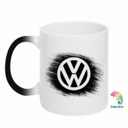 Кружка-хамелеон Volkswagen art