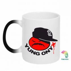 Кружка-хамелеон Yung ONYX - FatLine
