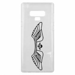 Чохол для Samsung Note 9 Крила десанту