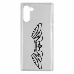 Чохол для Samsung Note 10 Крила десанту