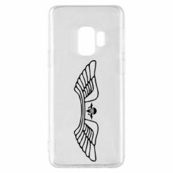 Чохол для Samsung S9 Крила десанту