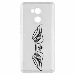 Купить ВДВ, Чехол для Xiaomi Redmi 4 Pro/Prime Крылья десанта, FatLine