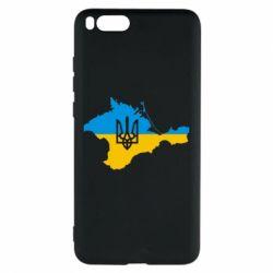 Чехол для Xiaomi Mi Note 3 Крым это Украина - FatLine