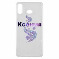 Чехол для Samsung A6s Ксения