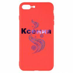 Чехол для iPhone 7 Plus Ксения