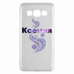 Чехол для Samsung A3 2015 Ксения