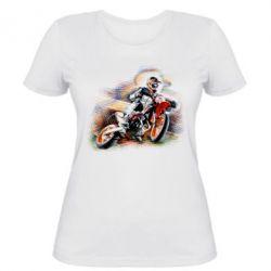 Женская футболка KTM Art