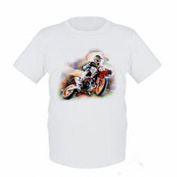 Детская футболка KTM Art