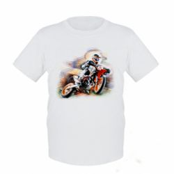 Дитяча футболка KTM Art