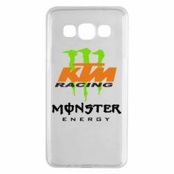 Чохол для Samsung A3 2015 KTM Monster Enegry