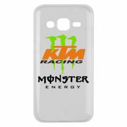 Чехол для Samsung J2 2015 KTM Monster Enegry