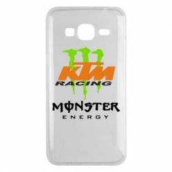 Чохол для Samsung J3 2016 KTM Monster Enegry