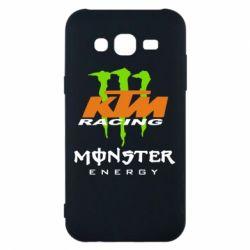 Чехол для Samsung J5 2015 KTM Monster Enegry
