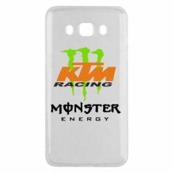 Чехол для Samsung J5 2016 KTM Monster Enegry
