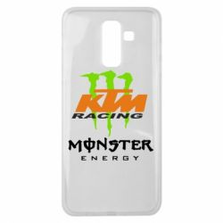 Чохол для Samsung J8 2018 KTM Monster Enegry