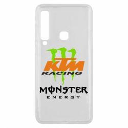 Чехол для Samsung A9 2018 KTM Monster Enegry