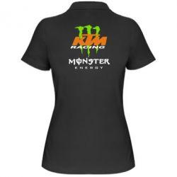 Жіноча футболка поло KTM Monster Enegry