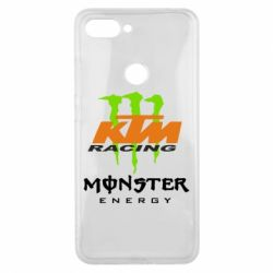 Чехол для Xiaomi Mi8 Lite KTM Monster Enegry